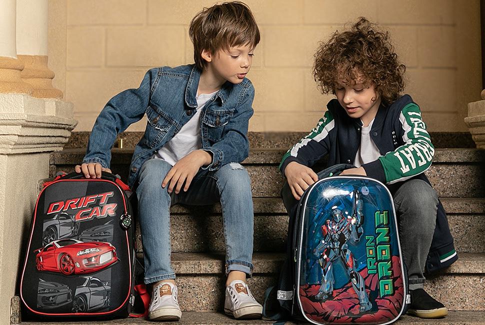 Berlingo каждому! Богатая коллекция ранцев и рюкзаков от известной торговой марки